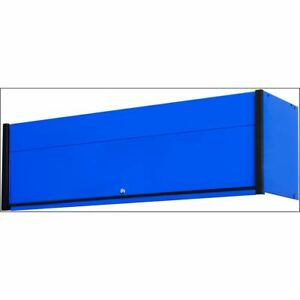 Extreme Tools Dx722101hcblbk 72 X 21 Hutch Blue With Black Drawer Pulls