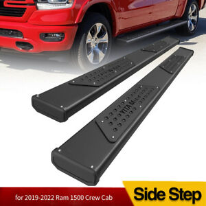Running Boards Fit For 2019 2020 Dodge Ram 1500 Crew Cab 6 Nerf Bars Side Steps