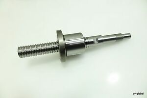 Thk Nnb Bif2505 5rrg0 264lc5a Ground Ball Screw For Z Axis Cnc Router Bsc i 264