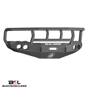 Road Armor 44032b Front Stealth Winch Bmpr Ii Guard For 2002 2005 Dodge Ram 1500