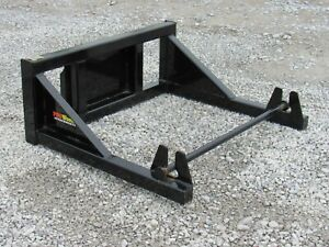 42 Sod Roll Roller Landscape Attachment Fits Toro Dingo Mini Skid Steer Loader