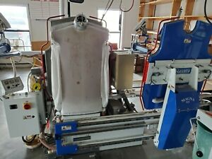 Forenta Dry Cleaning Equipment Used