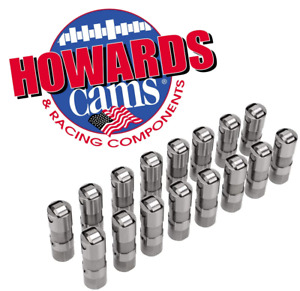 Howards Cams 91113 Roller Lifters For Chevrolet Small Block 305 350 5 7l Vortec