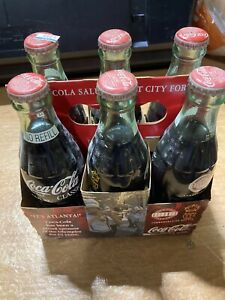 1996 olympics Coca-Cola 6 Pack Collectible