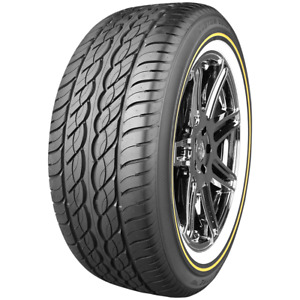 275 55r20 Vogue Tyre Custom Built Radial Sct Xiii 117h Xl White Gold M S