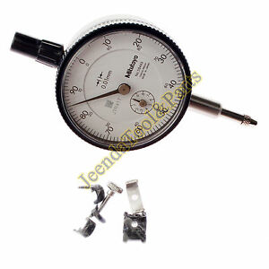 Fits For Mitutoyo 2046s Dial Indicator 0 10mm X 0 01mm Grad
