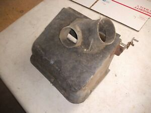 1957 57 Chevy Factory Air Conditioning Underdash Box Duct Bel Air 210 150 Nomad