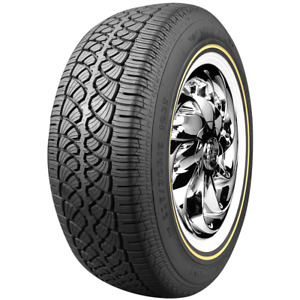 215 70r15 Vogue Tyre Custom Built Radial Vii 98t Sl White Gold M S