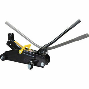 Torin 2 ton Hydraulic Trolley Jack With 360 degree Rotation Handle T82016w