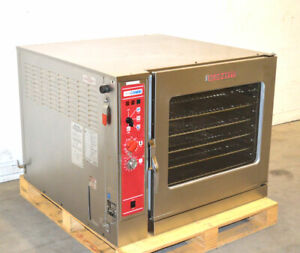 Blodgett Cos8e aa 40 Combi Electric Convection Oven 3 ph Steam hot air 500 f Ac