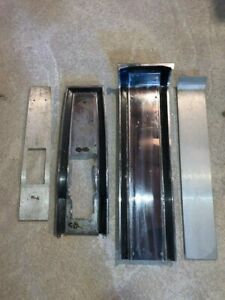 1966 67 Dodge Charger Center Console Top Plates Oem Look Hot Rat Rod