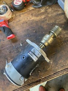 Ford 600 800 Tractor Engine Starter