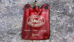 Vintage Comet Fairlane Galaxie Mustang Thunderbird Ford Windshield Washer Bag