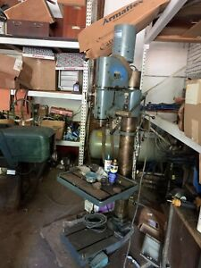 Enco Vertical Gearhead Drill Press Used Local Pick up Only
