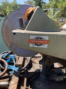 Kalamazoo Cold Cut Saw Good Condition Local Pick up