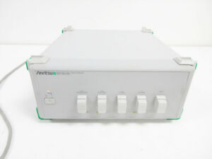 Anritsu Mf9619c Optical Modulator Edfa B