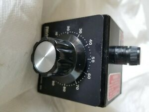 Ac 110v Variable Voltage Controller By Payne Controls