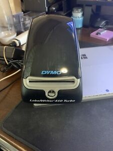 Dymo Labelwriter 450 Turbo Thermal Label Printer Shipping mailing Up To 71 Ppm