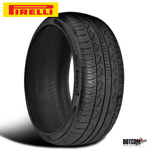 1 X New Pirelli Pzero Nero As 285 35r18 97h mo Tires