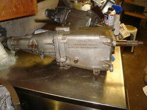 1970 Unstamped Muncie M22 Nos Gm Gears No Vin Ever Transmission Chevelle Gto