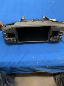 95 96 Cadillac Deville Digital Speedometer Instrument Cluster Gauges 16229176