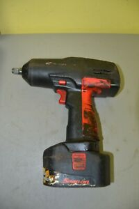Snap on Impact Wrench 1 2 model Ct3850 as Is see Description
