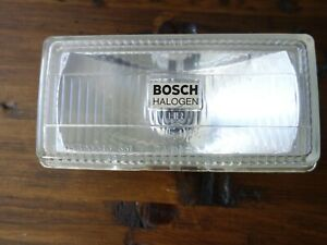 Bmw 325 Bosch Driving Lamp Lens And Reflector Assembly Part Number 1 305 354 913