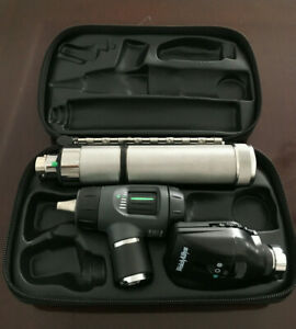 Welch Allyn Diagnostic Set 97200 mc Standard Ophthalmoscope Macroview Otoscope