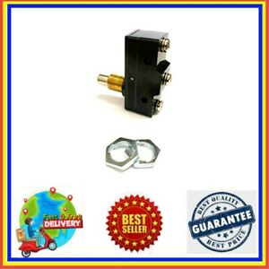Auto car Lift Power Unit Switch Up Button Raise Microswitch Motor Benwil Rotary