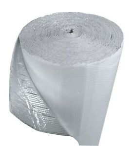 Double Sided Bubble Insulation 48 X 125 500 Square Feet