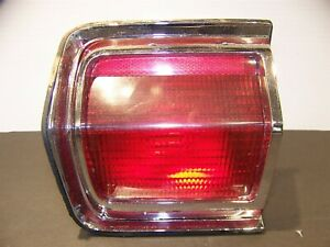 1965 Plymouth Fury Sport Fury I I Iii Taillight Oem 2445893 Lh Outer