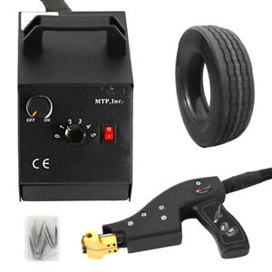 350w Manual Vehicle Tire Groover Knive Tool Cutter Tire Heated Grooving Machine