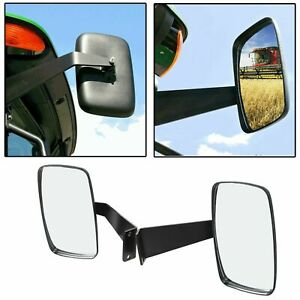 New Value Mirror Kit For John Deere 5000 6000 Series Compact Dm2455000