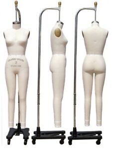Mannequin Mall Professional Dress Form base Only No Mannequin No Hanger