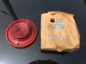1956 Ford Thunderbird Oem Tail Light Lens Fomoco Stimsonite No 84 Frst