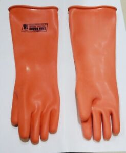 3 Pair Of Nylon Working Gloves Safety Gloves 12 Inches