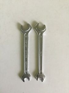 Bmw Double Open End Wrench 8 10 Mm Din 895 Heyco Made In Germany
