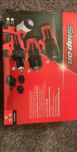 Snap On Kit With 1 2 3 8 Impact Light And Drill