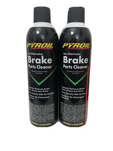 Pytroil Brake Parts Cleaner 13 Oz Non Chlorinated 2 Pack