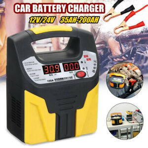 360w Car Jump Starter Booster Battery Charger Usb Power Emergency Safety Protect