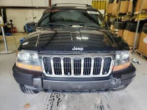 Grille Chrome Fits 99 03 Grand Cherokee 1259075
