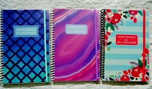 Bill Organizer And Monthly Home Finance With Pockets 3 Styles To Choose From