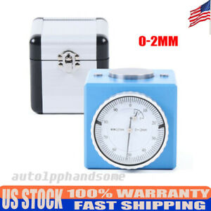 Digital Magnetic Z Axis Tool Dial Zero Pre Setter Gage Offset Cnc 0 2mm Us Ship