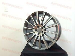 Brand New 20 Mercedes Benz S550 New Style Rims Wheels Fits S Class W221 W222