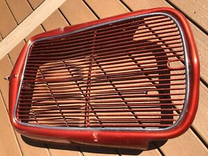 1934 Ford Grille Shell W Original Stainless Trim 1932 1933 Hotrod Rod No Rust