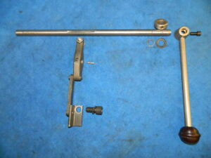 Sioux 645l Valve Grinder Carriage Shifter Parts Shaft Arm Lever Etc