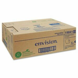 Envision Standard 1 ply Toilet Paper Rolls 40 Rolls gpc1984101
