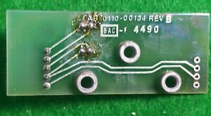 Amat 0100 00134 Pwb Assy Opto Switch 5 Used