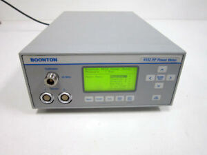 Boonton 4532 Dual Channel Rf Peak Power Meter 40 Ghz 4532 30