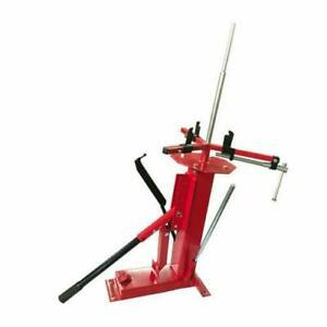Multi Tire Changer Auto Car Tire Changer Motorcycle Car Atv Wheel 4 16 1 2 Red